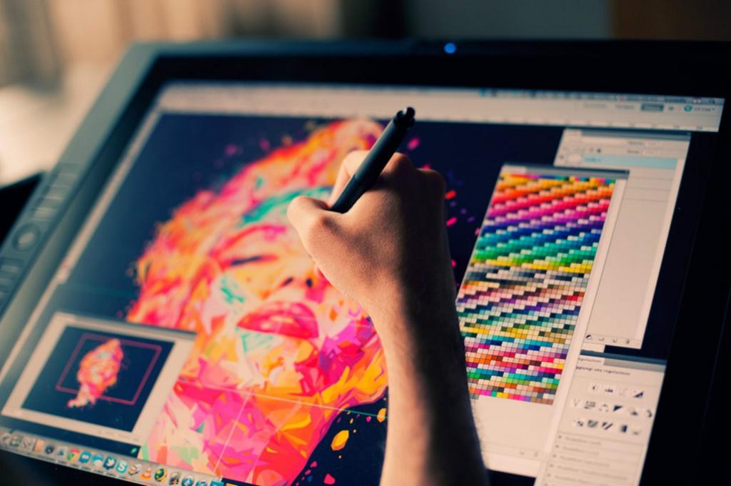 веб-дизайн от графического дизайна отличия