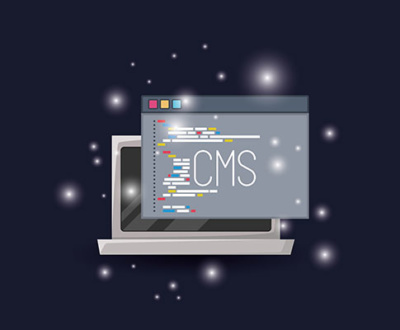 CMS для Блога